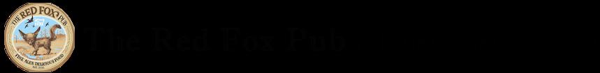 Red Fox Pub logo